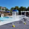 Providence Splash pool and slide